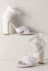 Anthropologie Adrianna Papell Maddy Heels