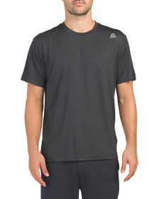REEBOK Sprint Short Sleeve Top