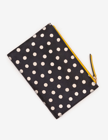 Boden Leather Keepsake Pouch