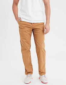 American Eagle AE Ne(X)t Level Relaxed Straight Kh