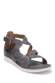 Sofft Malana Leather Sport Wedge Sandal