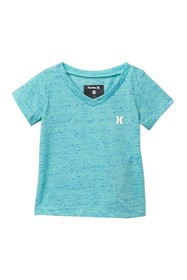 Hurley Cloud Slub Staple V-Neck Tee (Baby Boys)