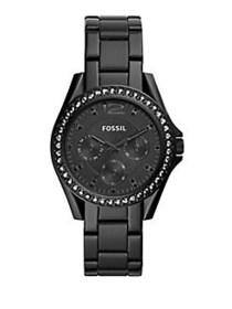 Fossil Riley Multifunction Stainless Steel Bracele