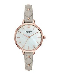 Kate Spade New York Metro Three-Hand Leather Strap