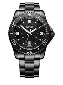 Victorinox Swiss Army Analog Maverick Black Editio