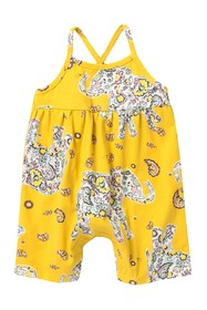 Pastourelle by Pippa and Julie Elephant Print Romp