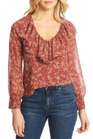 1.State Heritage Bouquet Blouse