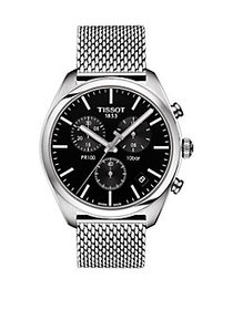 Tissot T-Classic Stainless Steel Chronograph Watch