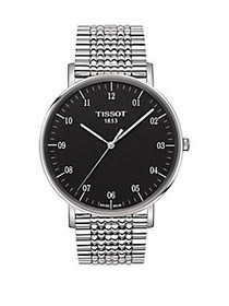 Tissot T-Classic Everytime Stainless Steel Watch S