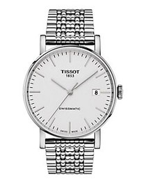 Tissot T-Classic Stainless Steel Automatic Bracele