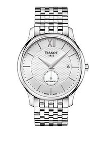 Tissot T-Classic Stainless Steel Bracelet Automati