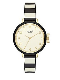 Kate Spade New York Bow Stainless Steel Park Row 3