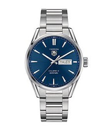 TAG Heuer Carrera 41MM Stainless Steel Automatic D