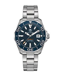 TAG Heuer Automatic Stainless Steel Bracelet Watch