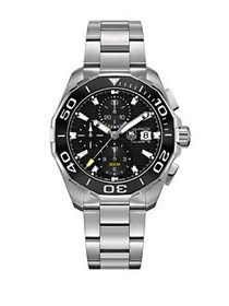 TAG Heuer CAY211A.BA092 Stainless Steel Unidirecti