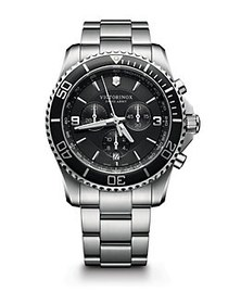 Victorinox Swiss Army Maverick Chrono Stainless St