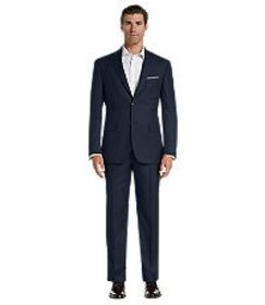Jos Bank Reserve Collection Tailored Fit Textured
