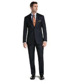 Jos Bank Signature Collection Tailored Fit Pinstri