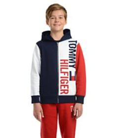 Tommy Hilfiger Big Boys Lawrence Colorblocked Full