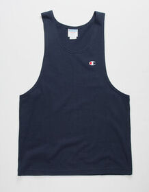 CHAMPION Muscle Navy Mens Muscle Tank Top_
