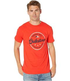 Quiksilver Mental Notes USA Tee