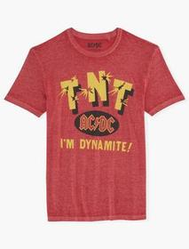 Lucky Brand Acdc Tnt Tee