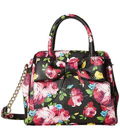 Betsey Johnson Mini Bow Satchel