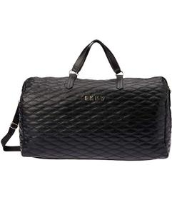 DKNY Quilted Barrel Duffel Large