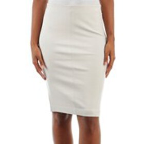 PHILOSOPHY Center Seam Pencil Skirt