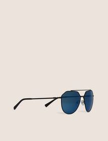 Armani BLUE MIRROR WIRE AVIATOR