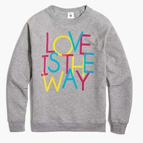 "J. Crew Factory J.Crew x Human Rights Campaign ""Lo"