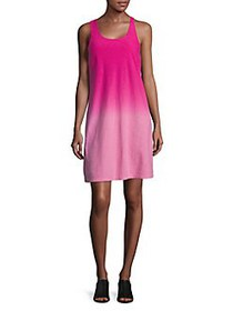 Tommy Bahama Ombre Shift Dress HOT PINK