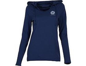 Life is Good® Women's Primal Flower Hooded Smooth