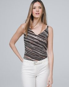 Ultimate Reversible Striped/Solid Camisole