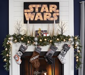 Pottery Barn Star Wars™ Stocking Collection