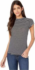 Free People Night Sky Tee Stripe