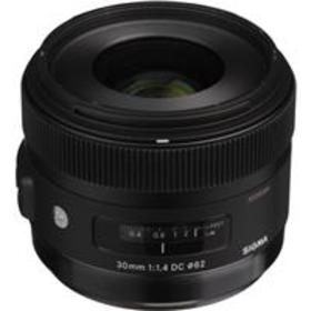 Sigma 30mm f/1.4 DC HSM ART Lens for Sony Alpha DS