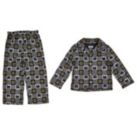 BATMAN Toddler Boys Batman Print 2-Piece Pajamas S