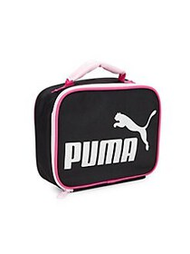 PUMA Kid's The MVP Lunch Kit BLACK PINK