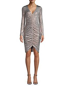 Vince Camuto Ruched Sheath Dress BRONZE