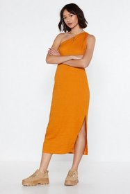 Nasty Gal Womens Turmeric You're My Number One Sho