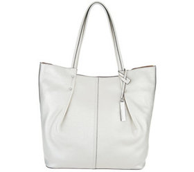 """""""As Is"""" Vince Camuto Leather Tote Bag- Juni - A347"""