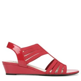LifeStride Women's Yours Medium/Wide Sandal