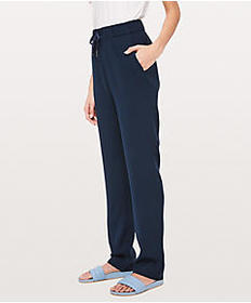 Lulu Lemon On the Fly Pant Online Only Woven Tall