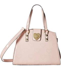 Betsey Johnson Heart Satchel