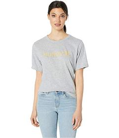 Hurley One and Only Solid Perfect Short Sleeve Cre