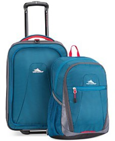 CLOSEOUT! High Sierra Decatur Luggage Collection,