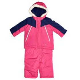 OSHKOSH Baby Girls 2-Piece Snowsuit (12-24m)