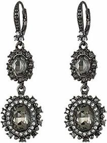 Marchesa Pearl Double Drop Earrings