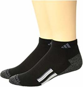 adidas Climalite® X II Low Cut Socks 2-Pack